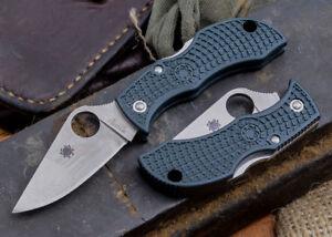 Spyderco-ManBug-Lightweight-Folding-Knife-1-97-034-ZDP189-Steel-Blade-FRN-Handle