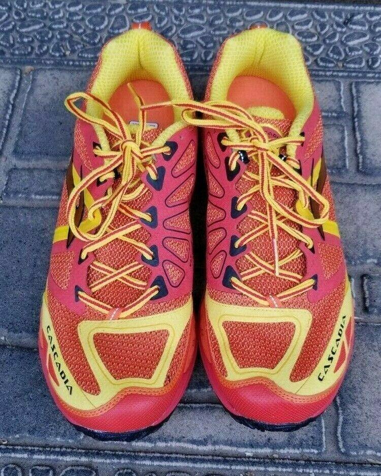 Men's Brooks Cascadia 9 Trail Running Size 12.5  110160 1D 687  New No Box