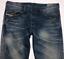 Da-Uomo-Diesel-Belther-Jeans-W32-L32-Blu-Regular-Slim-Tapered-Wash-0816J miniatura 1