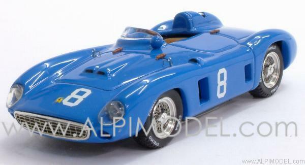 Ferrari 860 Monza Cuba 1957 - Castellotti 1 43 ART 174