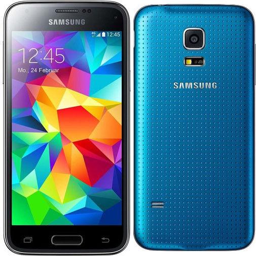 Samsung Galaxy S5 Mini G800F 16GB Blue Blau LTE Smartphone ohne Vertrag WIFI Neu