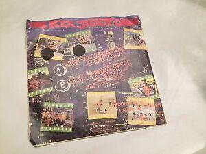 "Rock Steady Crew - The Rock Steady Crew - Single 7"" Vinyl 84/09 - Deutschland - Rock Steady Crew - The Rock Steady Crew - Single 7"" Vinyl 84/09 - Deutschland"