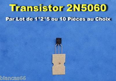 *** LOT AU CHOIX DE 2*5 OU 10 TRANSISTORS  MOSFET IRF540 ***