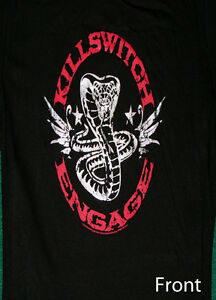 Details about Killswitch Engage Babydoll Cobra Logo Juniors Shirt NEW S M L  XL