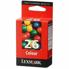 Lexmark 26, NEU, OVP, 100 % zufriedene Kunden, kein Refill, TOP-Preis, m. Mwst