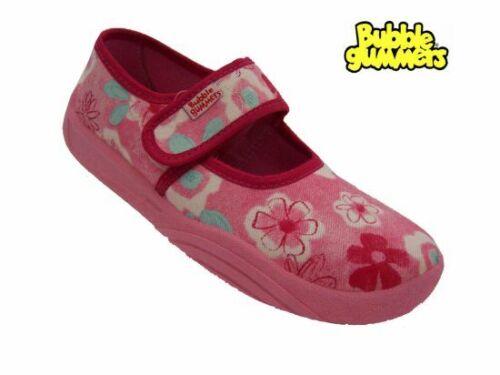 BECK Mädchen Hausschuhe FLOWER Nr 552 rosa