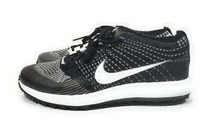 013ce8ade0d57 Image is loading Nike-Flyknit-Racer-G-Mens-Golf-Shoes-Black-