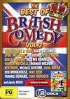 Best Of British Comedy : Vol 2 (DVD, 2016, 2-Disc Set)