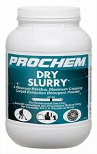 Prochem Dry Slurry Carpet Extraction Detergent Powder 1 Case 4 6 Lb Jugs