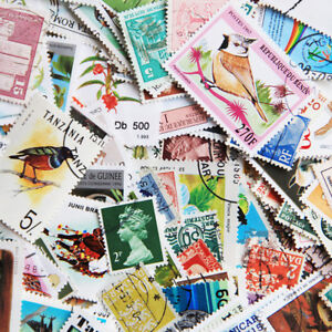 10Pcs-Old-Stamps-Postage-Worldwide-Stamp-For-Collection-Souvenir-Sheets-Crafts