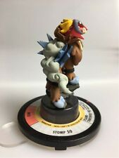Entei 10/42 POKEMON TRADING FIGURE GAME NEXT QUEST TFG ORIGINAL 2009 Rare