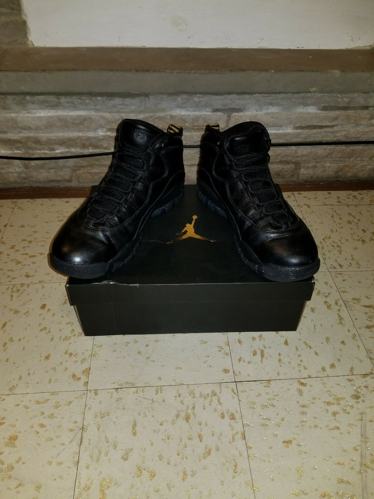 79d49595381 Jordan Retro X New York City NYC Pack sz12 Air 10 nukfvi3030 ...