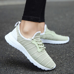 e3cd13909f3b Women Men Running Shoes Outdoor Sneakers Sports Casual Athletic Plus ...
