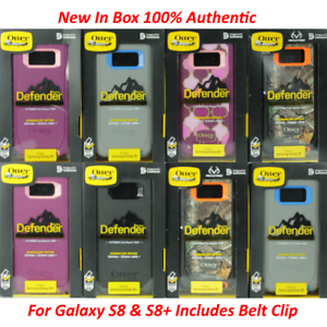 New-Otterbox-Defender-Series-Case-for-Samsung-Galaxy-S8-amp-S8-Plus-With-Holster