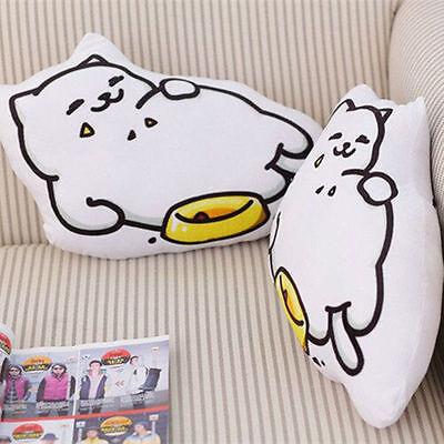 Plush Toys Popular Neko Atsume Kitty Collector Darake Zukan Tubbs Pillow Cushion