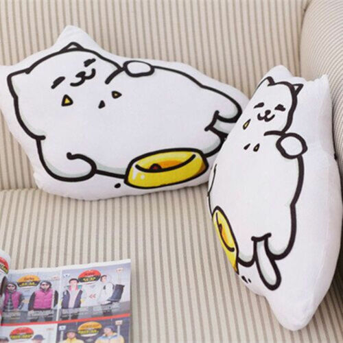 Popular Neko Atsume Kitty Collector Darake Zukan Tubbs Pillow Cushion Plush Toys