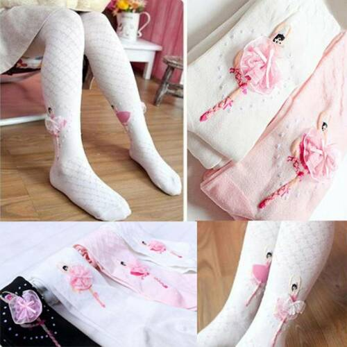New Arrival Sweet Kids Toddler Children Clothes Ballet Girls Panty-hose Tights