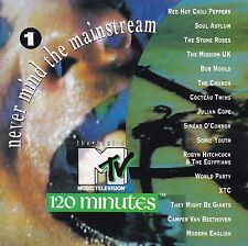 MTV: Best of 120 Minutes, Vol. 1 by Various Artists (CD, Oct-1991, Rhino (Label)