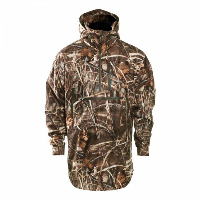 f730418cd37f2 *Deerhunter Avanti Smock Max 4 Camouflage Anorak Camo Hunting/ Bird Watching