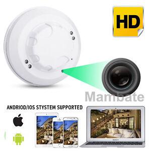 1080P-HD-Wireless-Wifi-Hidden-Spy-Camera-Smoke-Detector-Cam-Security-Camera