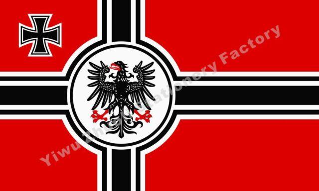 Novorussia War Flag East Ukraine 3X2FT 5X3FT 6X4FT 8X5FT 10X6FT 100D Polyester