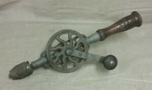 Vintage Miller Falls Co. No 2-AG hand drill
