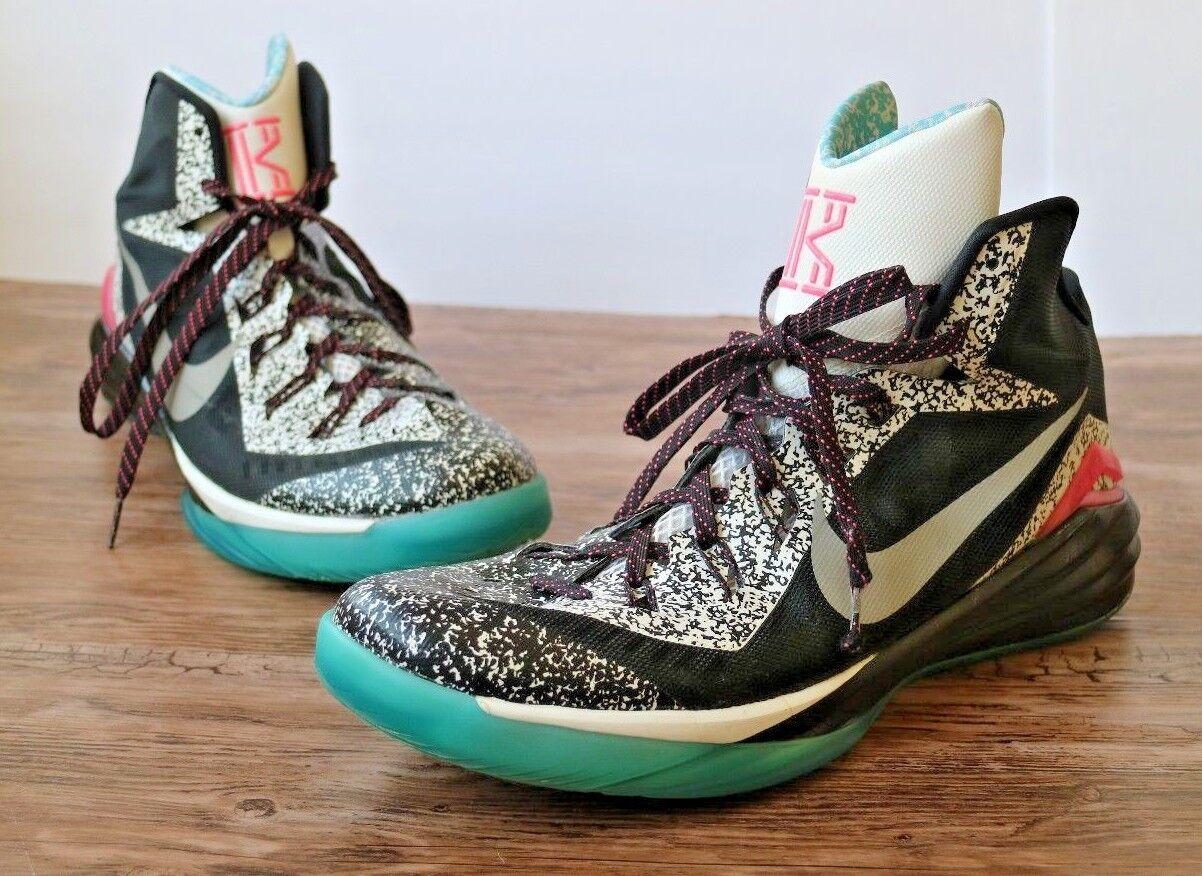 Nike Hyperdunk 2018 Kyrie Irving Notebook PE M 709907-001 Men's Size 14 Shoes