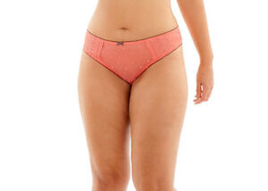 Cleo by Panache Koko Spirit Brief//Knickers 9512 Fucshia R.R.P £14