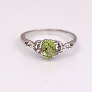 Peridot-Stacking-Thin-Ring-Minimalist-925-Sterling-Silver-Gift-Her-Women-Dainty