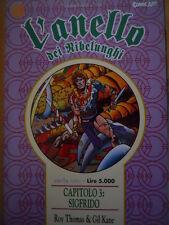 L' Anello dei Nibelunghi Grandi Eroi n°120 Capitolo 3 ed. Comic Art  [G.158]