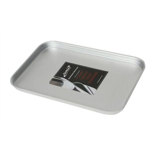 Baking sheet 315 x 215 x 20mm tableau de présentation en aluminium plateau cafe plaques