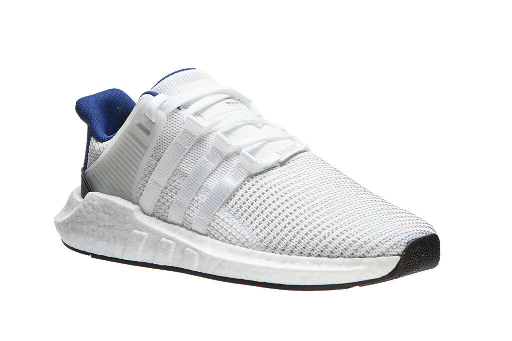 New Adidas EQT Support 93/17 BZ0592 Men's Shoes White/Blue/Black Price reduction The latest discount shoes for men and women