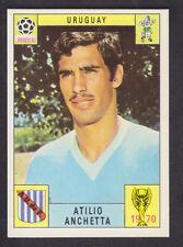 Panini - Mexico 70 World Cup - Atilio Anchetta - Uruguay