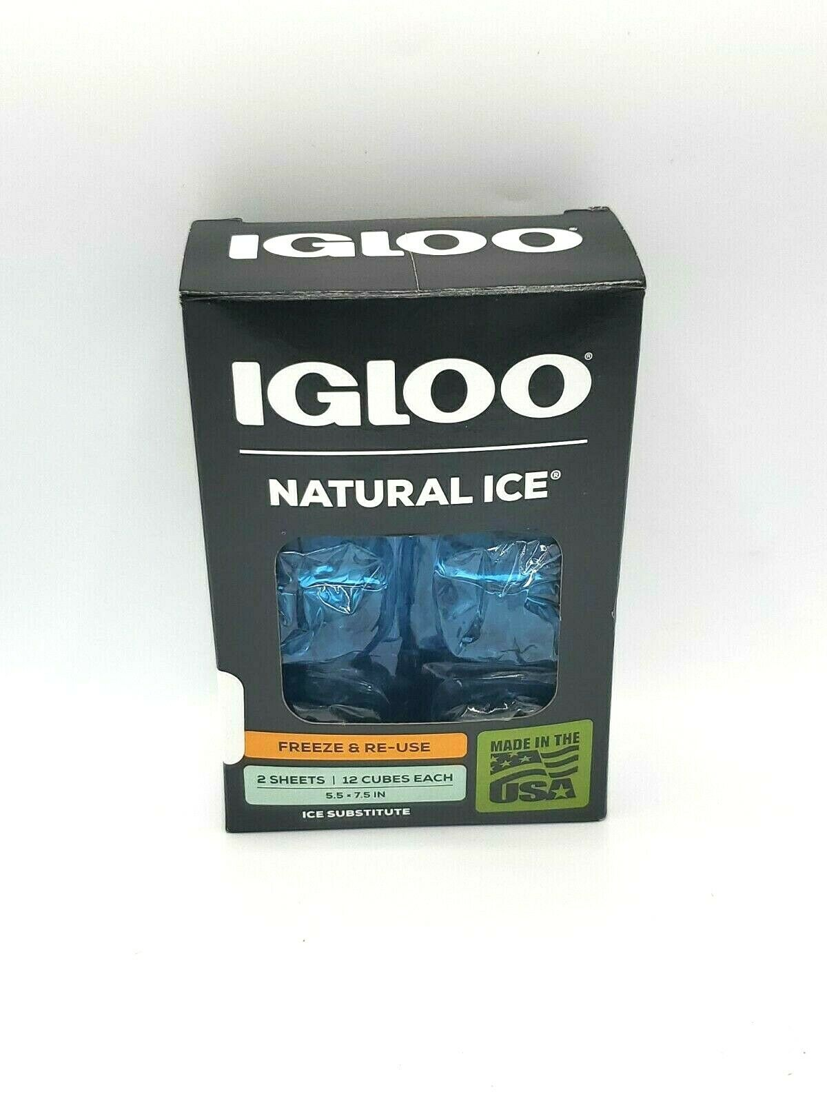 "Igloo 25079 réutilisable Ice sheet 19/"" X 15 1//2/"" X 1//4/"""