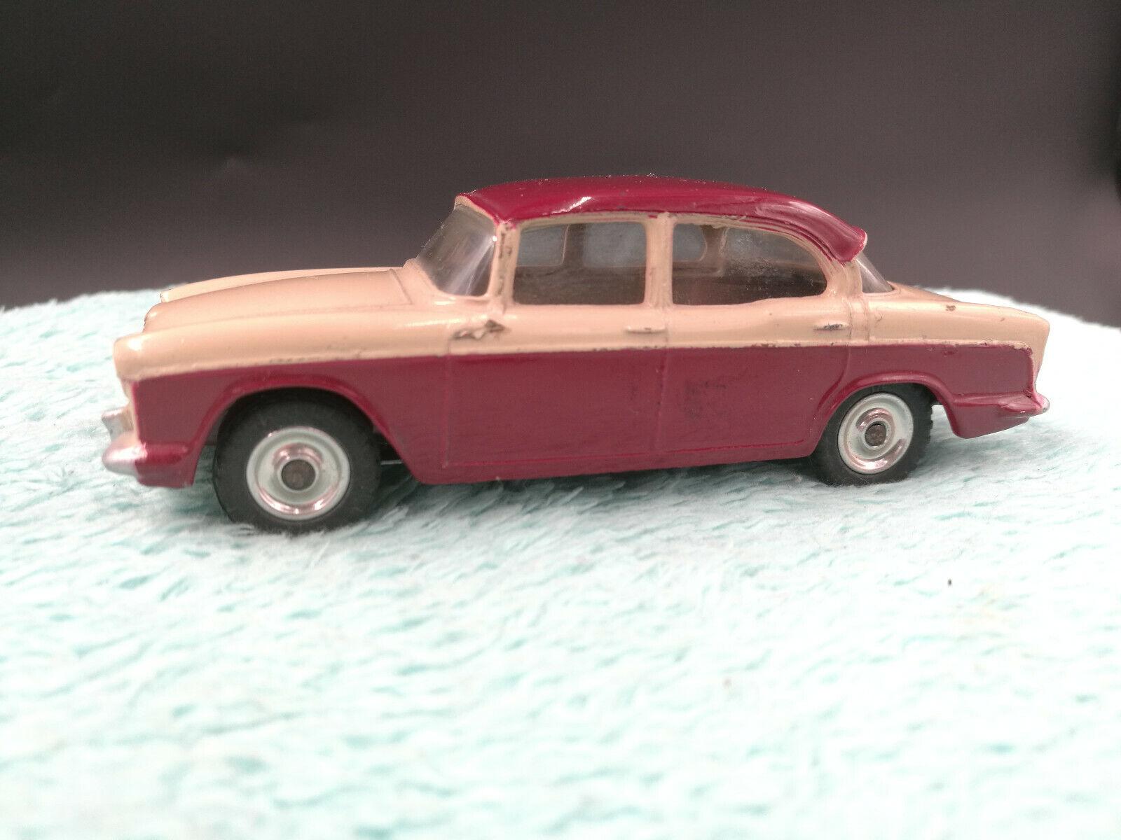 Dinky Toys 165 Humber Hawk (Maroon  & Cream Finish)  B  gros pas cher et de haute qualité