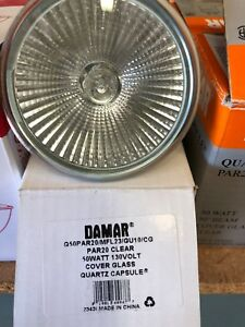 Details about Damar NO 2343I, 50W 130V Quarz capsule