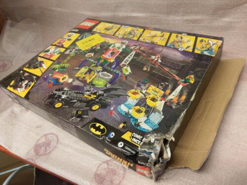 PEZZI di ricambio pezzi manuali etichette Sacchetto per LEGO jokerland 76035