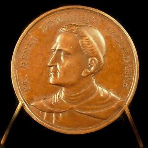 Medal-Father-Henri-Lacordaire-Order-preachers-dominican-Arcueil-Medal