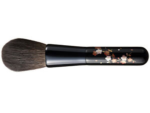 chikuhodo japanese makeup brush makie series mk 2 powder new japan. Black Bedroom Furniture Sets. Home Design Ideas