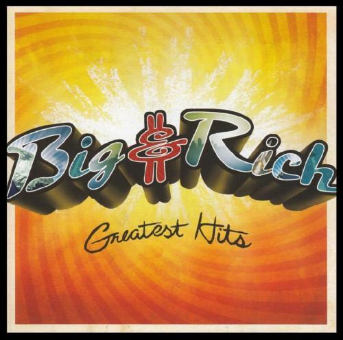 BIG & RICH - GREATEST HITS CD ~ COUNTRY BEST OF ~ KENNY & JOHN *NEW*