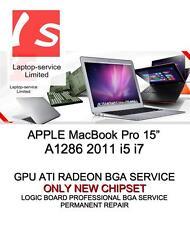 Apple Macbook Pro 15 2011 A1286 NEW GPU ATI/AMD Radeon Motherboard BGA REPAIR