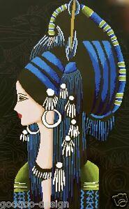 Stick-envase-femenina-faraon-44x62cm-mujer-egipto-Orient-plantilla-bordar-80257