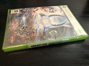 Xbox-360-Fallen-Angel-Sacred-2-Nuevo-Y-Sellado-RPG-existencias-oficiales-del-Reino-Unido
