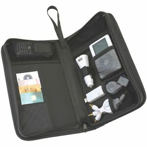 newest collection 7474a b5826 BANDRIDGE iPhone iPod Car TRAVEL KIT Pouch Wallet With Retractable ...