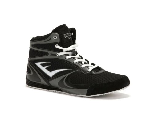 MENS EVERLAST CONTENDER BOXING BOOTS GYM TRAINING SNEAKERS MEN/'S SHOES $149.95