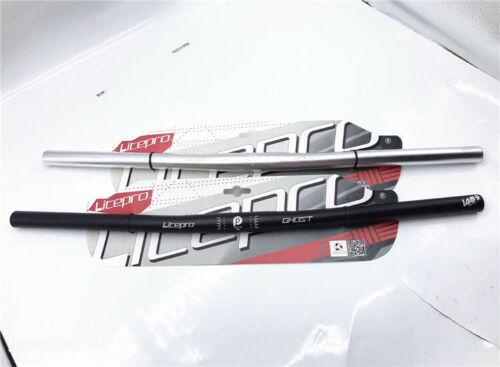LP Light weight litepro ghost 25.4mm aluminum handlebar 580mm long bar 148g