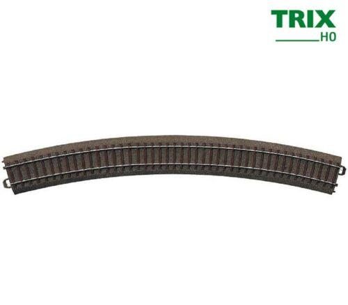 Trix 62530 Gleis gebogen R5 + 643,6 mm NEU Bogen 30°