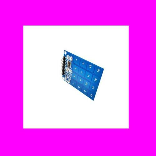 Arduino TTP229 16 WAY PATH Digital Capacitive Touch Number Switch Sensor Board