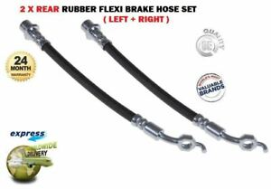 FITS: TOYOTA COROLLA 1983-92 EE80 /& EE90 NEW REAR FLEXABLE BRAKE HOSE