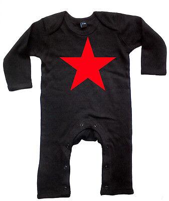 ROCK STAR Silver Rompasuit black Strampler